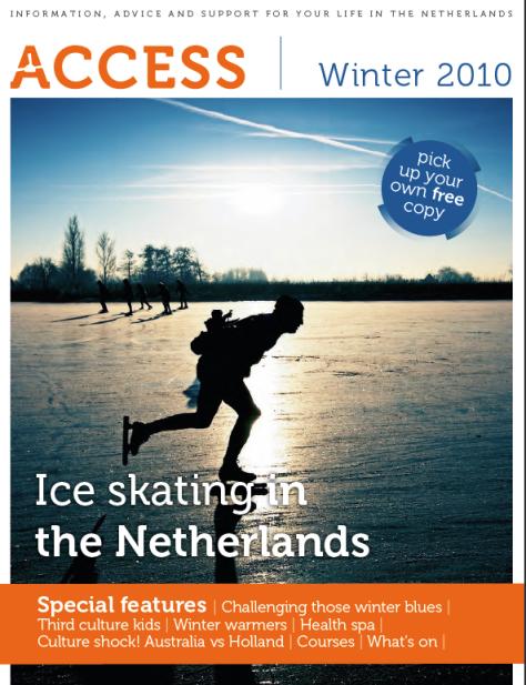 ACCESS Magazine Winter 2010