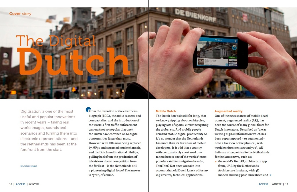 spread digital dutch